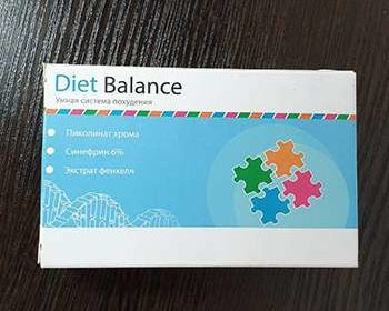 Ампулы dietbalance для похудения
