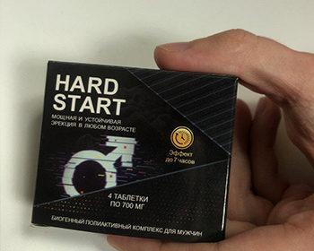 hardstart для потенции в руке
