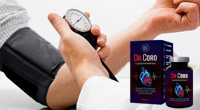 Лекарство Dr.Cord от гипертонии.
